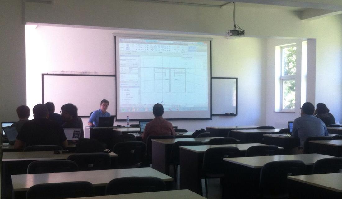 Curso Introducción a  BIM-REVIT Arquitectura:  Modelación y simulación de costos