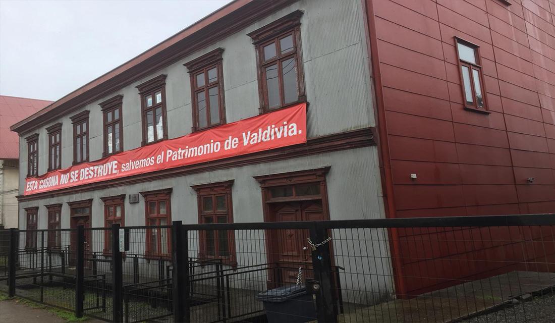 Restauración Casa Lopetegui